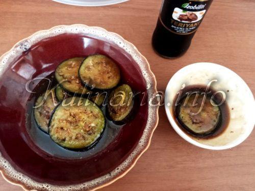 баклажаны в сладком соусе
