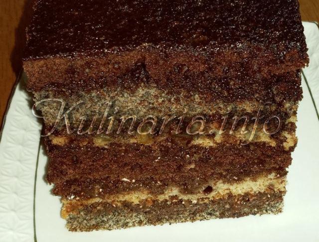 торт женский каприз