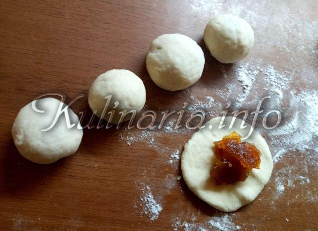 Рецепт пончиков без яиц и дрожжей тесто