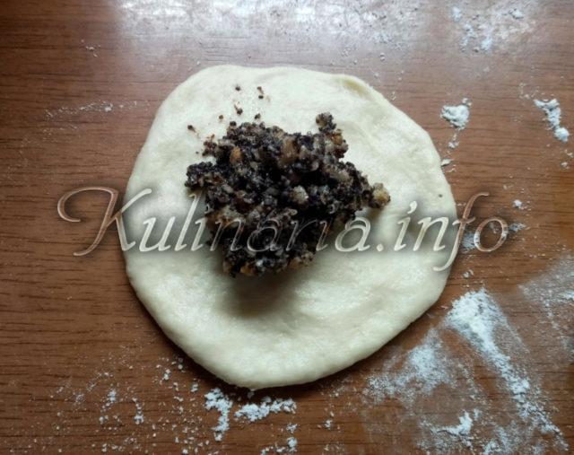 Как приготовить пончики без яиц - начинка