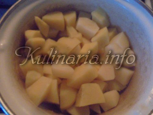 картофель для пюрешки