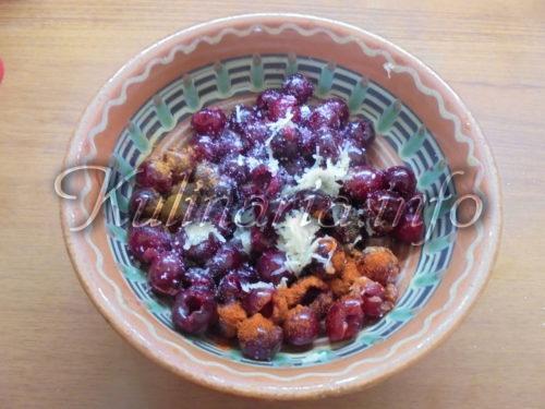 специи к вишне