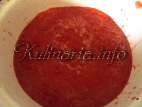 заготовка помидор