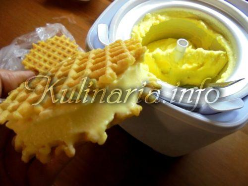 мороженое с фото пошагово