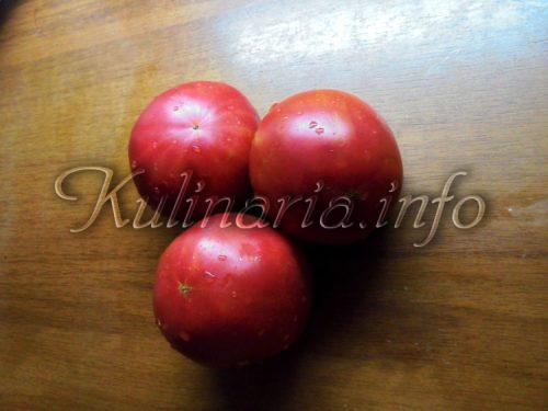 помидоры для капрезе