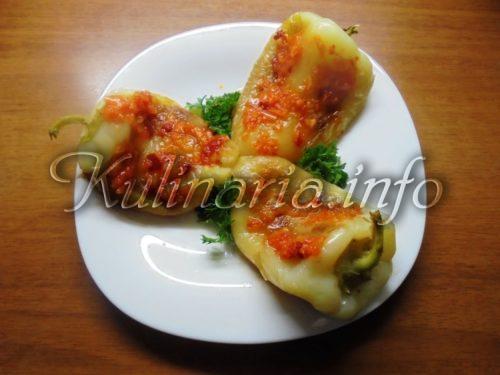 вкусный рецепт перца