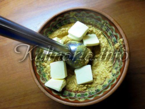 печёночный паштет рецепт