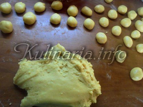 выпечка печенья