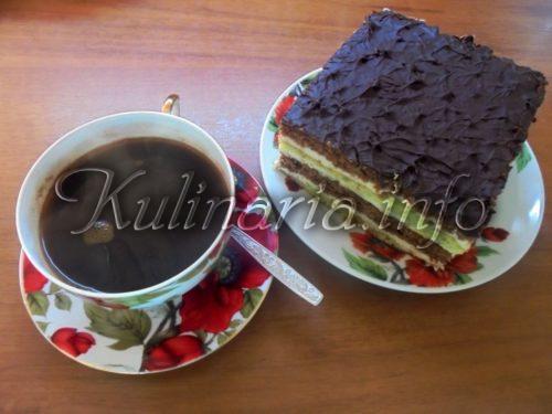 кофе с пирожным фото