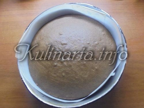 заготовка на торт