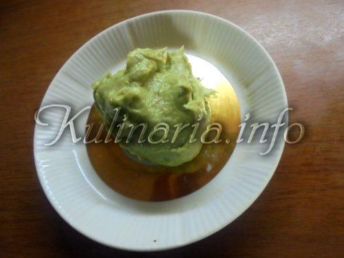 селёдочное масло с зеленью