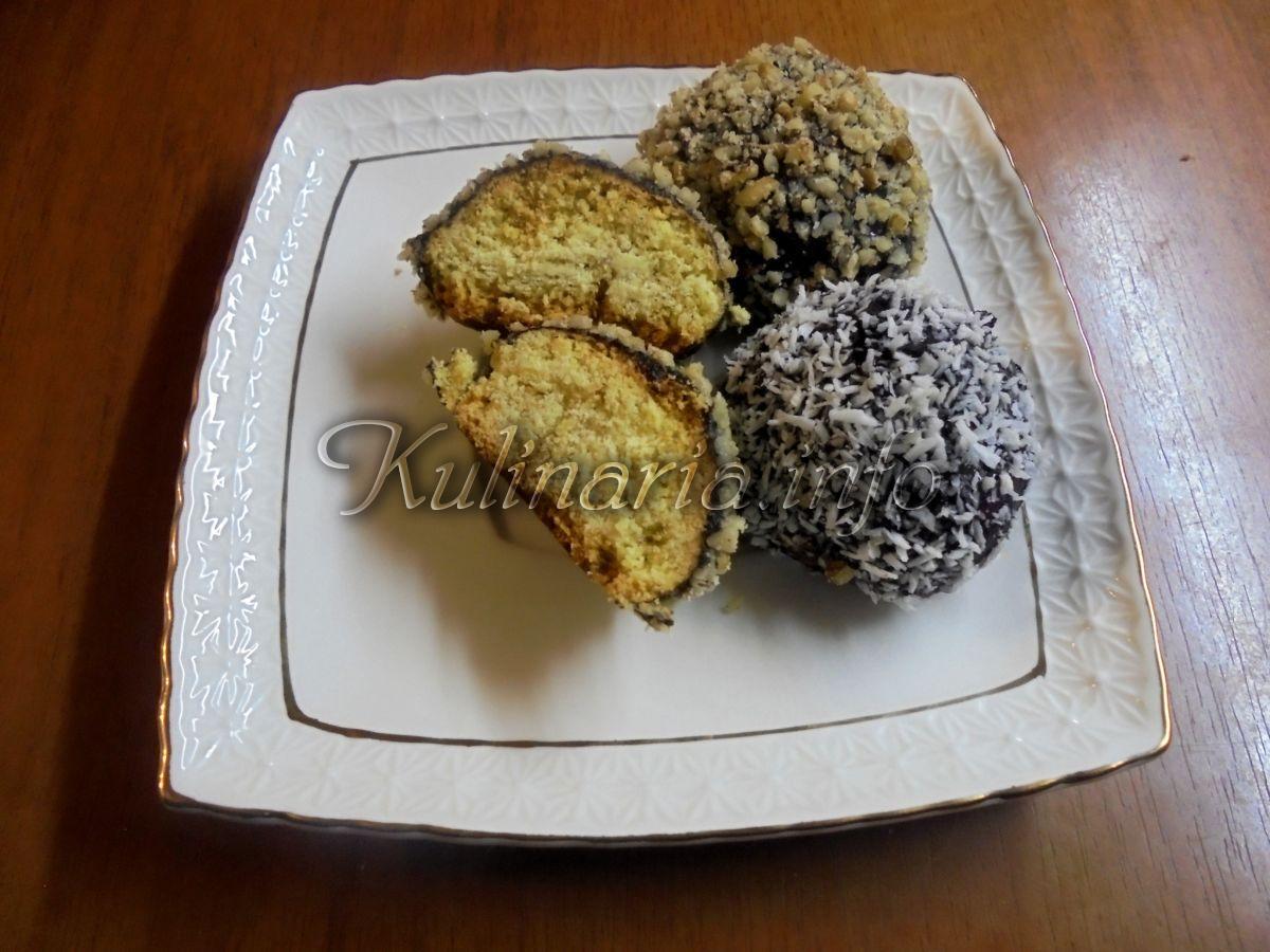 печенье каштаны фото
