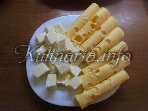 как подать сыр фета