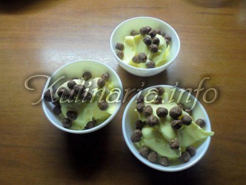 как сделать мороженое с желатином