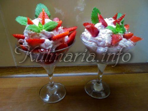 десерт фото рецепт