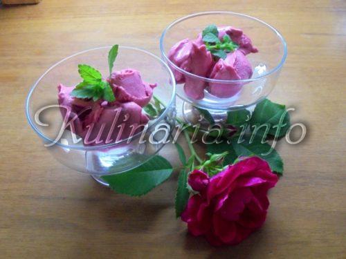 ягодное мороженое фото