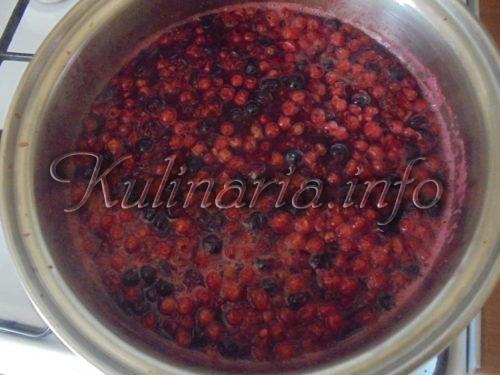 как приготовить ягодный соус