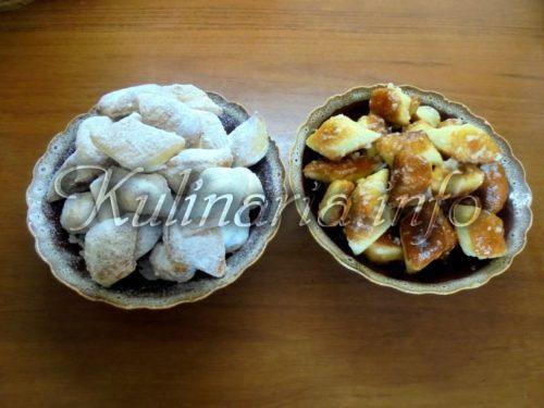 пампушки жаренные или пышки на сковороде
