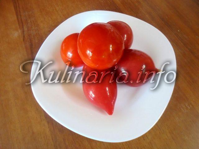 квашеные помидоры рецепт