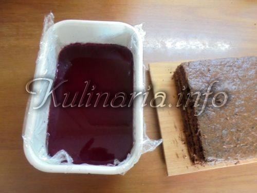 желейная прослойка для торта рецепт
