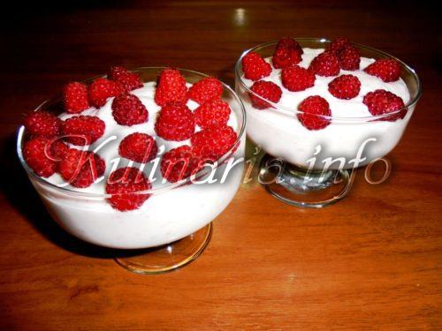Десерт с фото