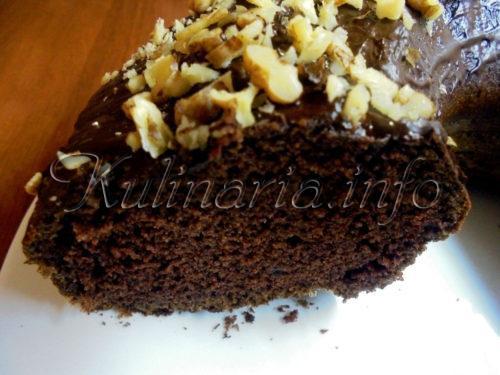пирог брауни рецепт с фото