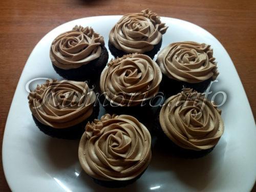 кекс брауни шоколадный рецепт