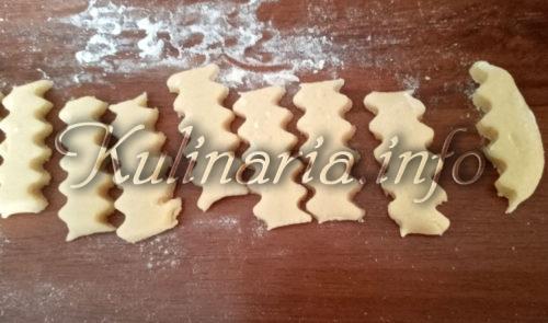 тесто на печенье с кунжутом