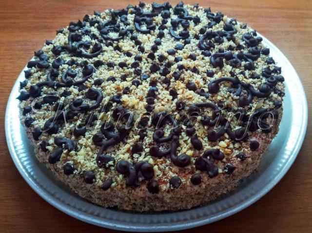 Торт Рахат рецепт